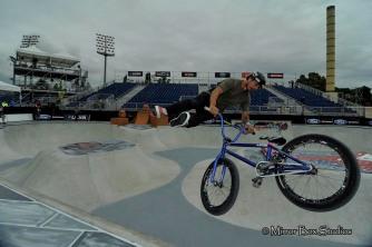 BMX Freestyle Practice
