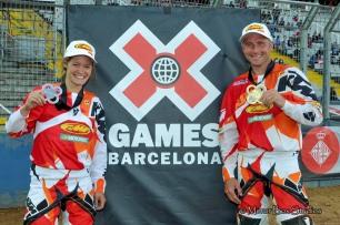 Maria Forsberg & Mike Brown