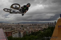 BMX Vert Practice