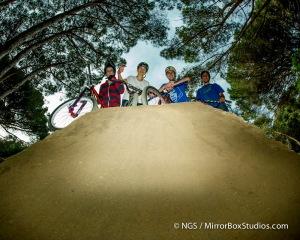 Fun Crazy BMX Crew