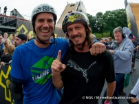 Number ONE Bucky with Bob Burnquist
