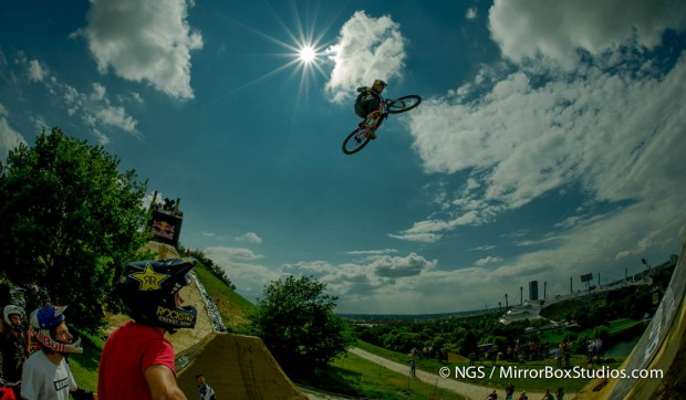 New Event for X Games - Mountain Bike Slope