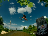 Slopestyle Mountain Bike