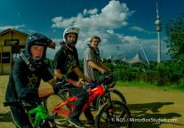 Slopestyle Mountain Bike