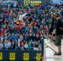 Skateboard Vert Final
