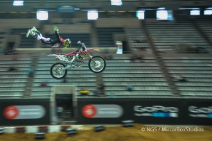 X Games Re-visited - 20 Moto Shots