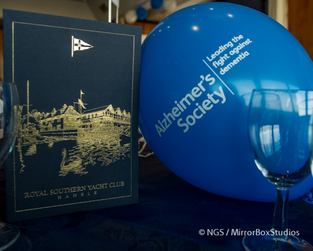 Royal Southern Yacht Club  Dinner & Auction supporting Alzheimer's Society