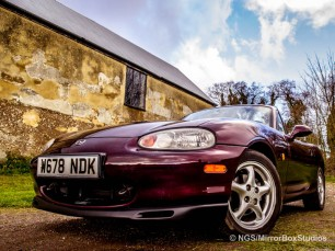 Ash MX-5 Shoot Click image to view Album