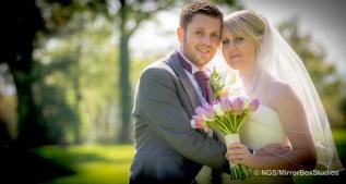 Josh + Ami Wedding Day Preview