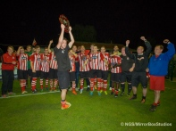 Sholing FC Reserves Champtions Click image to view album