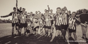 Sholing FC U18 Hants Div One Champions 18 May 14 Click Image to view Album
