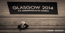 Today at the Commonwealth Games