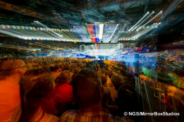 Day 4 at the Commonwealth Games Click image to view Album