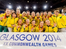 Gold after 12 years.....then off to the Closing Ceremony. Click image to view Album.