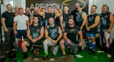 Strongman Champions League U90kg 18 Oct 14 Click image to view Album