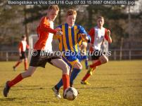 Basingstoke vs Vics