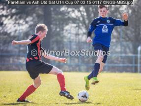 Fareham vs Ash Utd