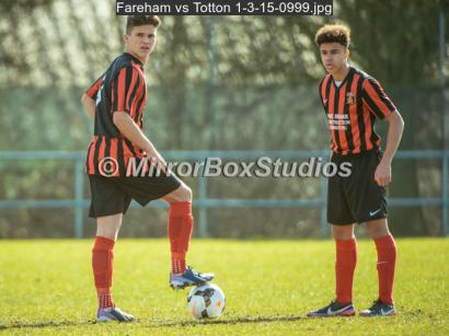 Fareham vs Totton 1-3-15-0999