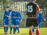 Fareham vs Totton 1-3-15-1017