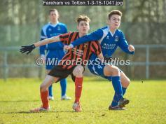 Fareham vs Totton 1-3-15-1041