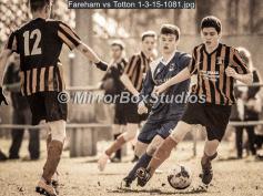 Fareham vs Totton 1-3-15-1081