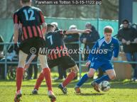 Fareham vs Totton 1-3-15-1122