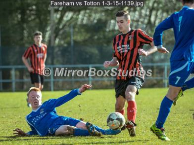 Fareham vs Totton 1-3-15-1139