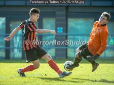 Fareham vs Totton 1-3-15-1154