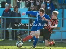 Fareham vs Totton 1-3-15-1161