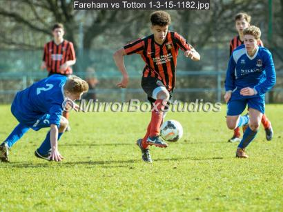 Fareham vs Totton 1-3-15-1182