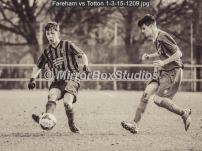 Fareham vs Totton 1-3-15-1209