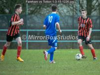 Fareham vs Totton 1-3-15-1226