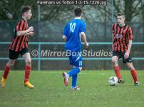 Fareham vs Totton 1-3-15-1226
