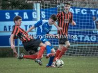 Fareham vs Totton 1-3-15-1243