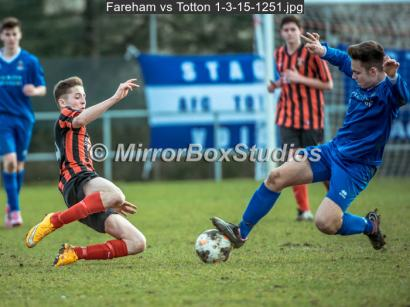 Fareham vs Totton 1-3-15-1251
