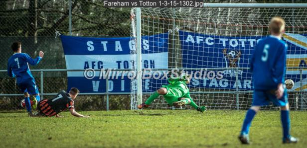 Fareham vs Totton 1-3-15-1302