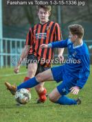 Fareham vs Totton 1-3-15-1336