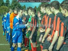 Fareham vs Totton 1-3-15-2342