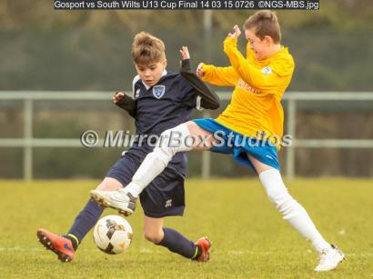 Gosport vs South Wilts