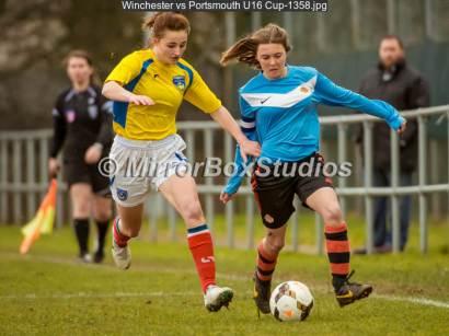 Winchester vs Portsmouth U16 Cup-1358