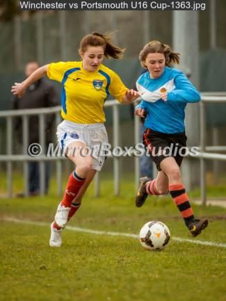 Winchester vs Portsmouth U16 Cup-1363