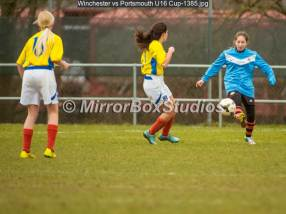 Winchester vs Portsmouth U16 Cup-1385