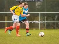 Winchester vs Portsmouth U16 Cup-1437
