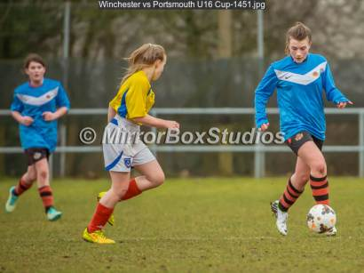 Winchester vs Portsmouth U16 Cup-1451
