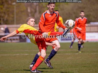 Bembridge v Dynamos