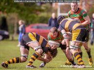 Millbrook v Camberley RFC