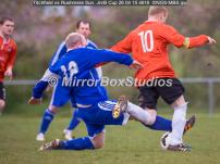Titchfield vs Rushmere