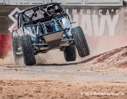 Austin, TX - June 5, 2015 - Off Road Trucks X Games Austin 2015.(Photo by Nick Guise-Smith / ESPN Images)