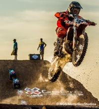 Austin, TX - June 5, 2015 - Downtown: XXXXX competing in Moto X Enduro X Men's Final during X Games Austin 2015. (Photo by Nick Guise-Smith / ESPN Images)