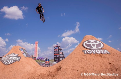 Austin, TX - June 6, 2015 - Circuit of The Americas: During X Games Austin 2015. (Photo by Nick Guise-Smith / ESPN Images)